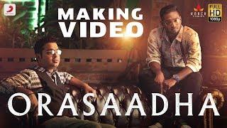 7UP Madras Gig -  Orasaadha Making | Vivek - Mervin