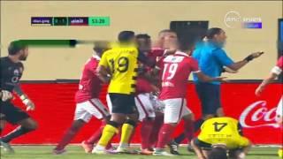 اهداف مباراة الاهلى VS وادى دجلة 2 / 1 فى الدورى المصرى 2016 / 2016