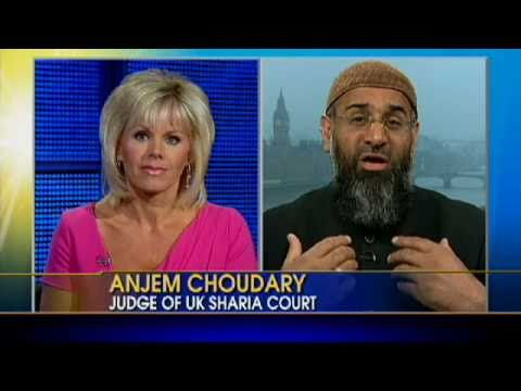 Interview Muslim Cleric in Favor of Sharia Law Plans WH Protest
