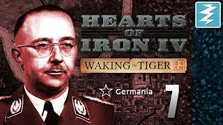 HUGE SOVIET COUNTERATTACK [7] Hearts of Iron IV - Waking The Tiger DLC