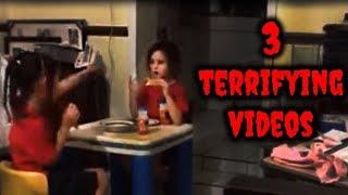 3 Terrifying Videos - Part I