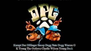 DPG - Gangsta Shhh Ft. Daz, Snoop Dogg, Crystal