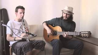 Dave Stewart & Candy Dulfer - Lily Was Here (Cover by The Duo Gitarinet)