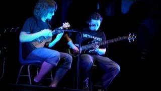 Bohemian Rhapsody On Ukulele and Bass Sam Laming and Sam Macklin