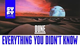Dune: Everything You Didn