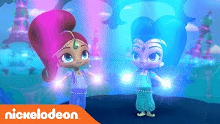 Shimmer and Shine | Theme Song | Music Video | Nickelodeon