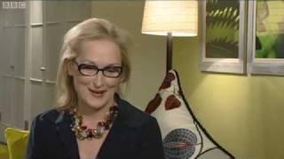 Meryl Streep - The Andrew Marr Show
