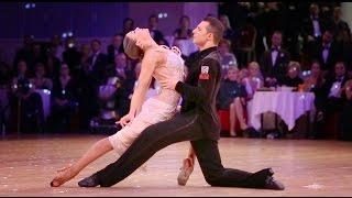 Dorin Frecautanu - Marina Sergeeva   Disney 2016 - Showdance Rumba