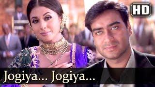 Jogiya  Deewane Songs  Ajay Devgan  Urmila Matondkar  Anuradha Paudwal  Romantic  Filmigaane