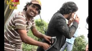 Watch Mohan Bhatnagar rehearsing the great fall for ''Na Bole Tum Na Maine Kuchh Kaha'' Season 2 Par