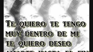 Mi Destino Eres Tu by LUCERO - Lyrics