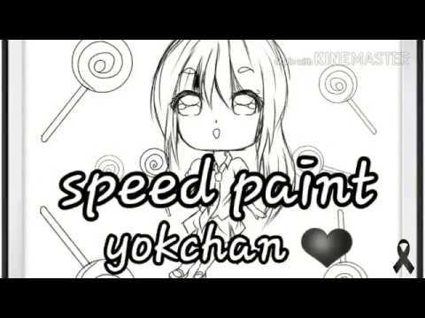 Xxx Mp4 SPEED PAINT IBISPAINT X🎨 ❤Yokchan❤ ART TRADE By Lucky Kawaii Ch 3gp Sex