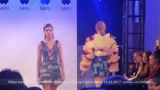 Cracow Fashion Week 2017 Kraków pokaz mody recyclingowej