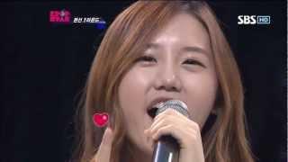 송하예 (Song Haye) [복숭아 (Peach)] @KPOPSTAR Season 2