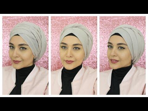 Xxx Mp4 3 طرق لعمل التوربان ستايل Muslim Queens AR By Mona 3gp Sex