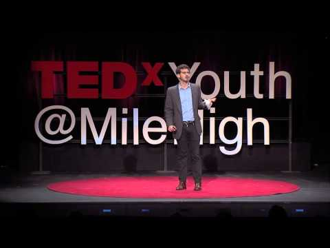 Refusing to Settle The Quarter Life Crisis Adam Smiley Poswolsky TEDxYouth MileHigh