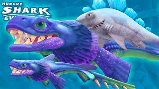 NEW ALIEN SHARK + ALIEN TEAM!! || Hungry Shark Evolution - Ep 24 HD