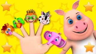 Nursery Rhymes Songs Collection | 60 min 3D English Nursery Rhymes & Baby Songs by Little Treehouse