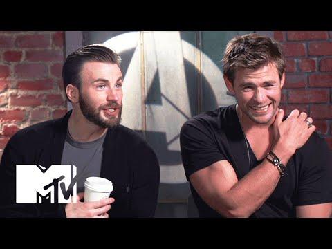 Xxx Mp4 Avengers Age Of Ultron Cast Know Their Biceps MTV News 3gp Sex