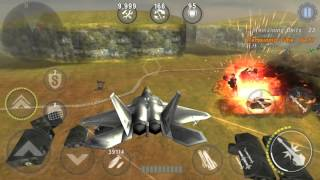 GUNSHIP BATTLE-F22 RAPTOR