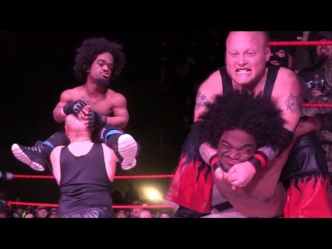 Extreme Midget Wrestling - King Midget vs The Redneck