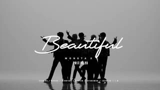 MONSTA X 「Beautiful (Japanese ver.)」 Teaser