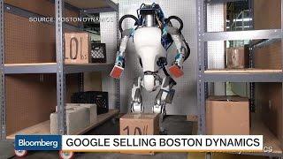 Why Is Google Selling Boston Dynamics Robotics Unit?