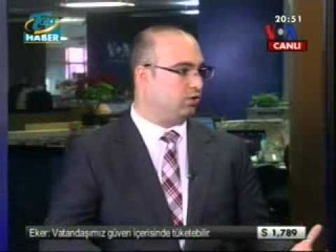 Cenk Sidar VOA/TGRT Interview (04/10/2013)
