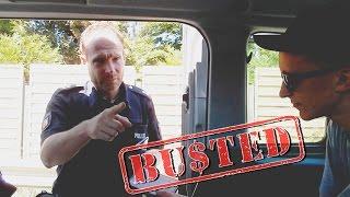 Noķēra Policija...