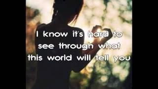 Through My Father's Eyes - Holly Starr - Lyrics