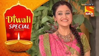 Diwali Special | Taarak Mehta Ka Ooltah Chashmah | Gokuldham Prepares For Diwali
