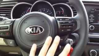 New 2015 Kia Optima LX Convenience Package Tyler TX