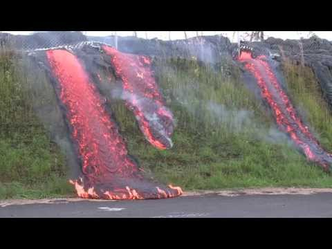 Xxx Mp4 Lava Flows In Pahoa Eruption Update 3gp Sex