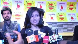 Bigg Boss Celebrities  Harish Kalyan, Gayathri Raghuram, Sakthi, Suja, GaneshVenkatraman In B cafe