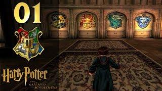 Let's Play Harry Potter und die Kammer des Schreckens: [HD|German|Blind] #01 Ingbert der Immerbreite