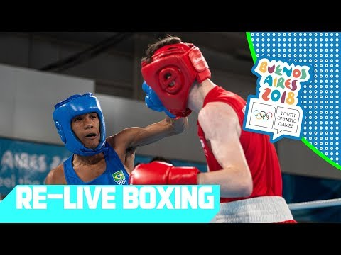 Xxx Mp4 RE LIVE Day 11 Boxing Youth Olympic Games 2018 Buenos Aires 3gp Sex