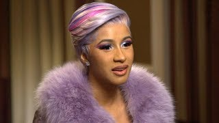 Cardi B on life since becoming a mom, why she didn