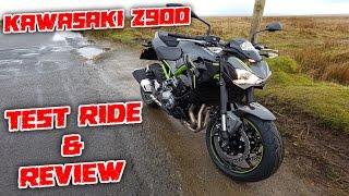 #150 Kawasaki Z900 2017 Detailed Test Ride & Review!