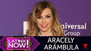 Aracely Arámbula Enseñó Cómo Se Vería Si Fuera Hombre | Latinx Now! | Entretenimiento