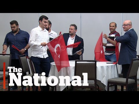 Xxx Mp4 Turkish Refugees In Canada Fear Reprisals 3gp Sex