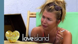 Olivia Gives Alex A Talking To About Sleeping With Zara - Love Island