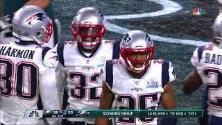 Zach Ertz UNBELIEVABLE Go-Ahead TD! | Super Bowl 52 Highlights