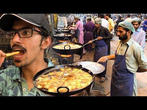 Xxx Mp4 Largest IFTARI STREET In Lahore Ilyas DUMBA KARAHI Pakistani Street Food In Ramadan 3gp Sex