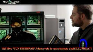 INTERVISTA SPECIALE - ADAM KADMON intervistato da DANIELE BOSSARI (LUX TENEBRAE)