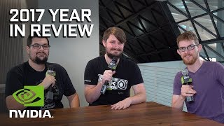 2017 GeForce Year in Review - Tech, Rigs and Games!