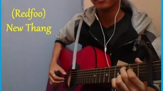 (Redfoo) New Thang + [Free Tabs] Fingerstyle Cover by Nell Meneses