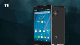 [Hindi - हिन्दी]  YU Yuphoria on Android Lollipop Performance - Gaming Review