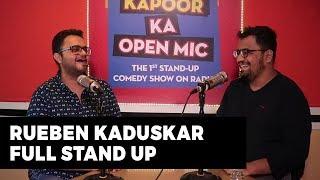 Rueben Kaduskar | Full Stand Up On Rishi Kapoor Ka Open Mic