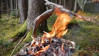 Bushcraft Cooking, Gear and Equipment