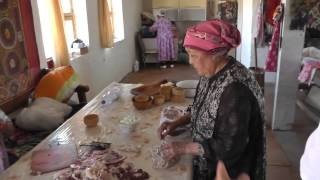 Kazakhstan - 13th dish   Salam Aleikum